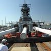 SS Iowa : Laura and Grey go to the USS Iowa