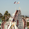 Santa Cruz Boardwalk :