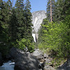 "Vernal Falls, Yosemite National Park : My first ""Donna Party Hike"""