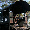 Locomomtive 1215 : continuing restoration of Locomotive 1215 by the CTRC