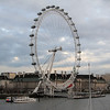London, England : a meandering walk around the city center and the thames