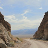 Death Valley, Titus Canyon and Leadfield Ghost Town :