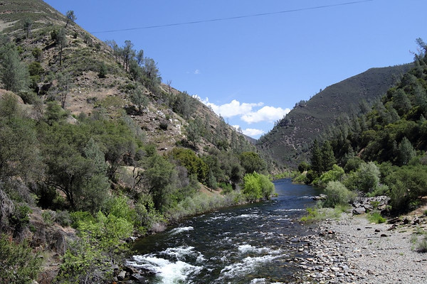 Briceburg - Merced River Trail