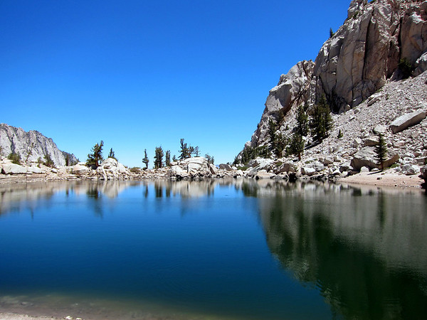 Donna Party, Mt. Whitney - Lone Pine Lake
